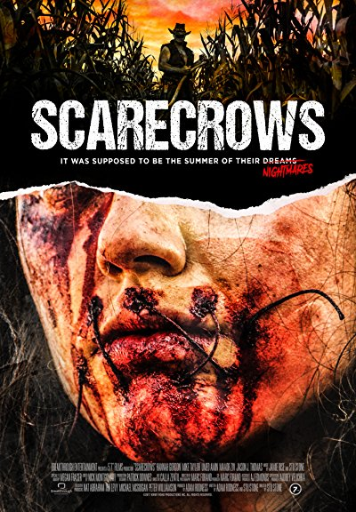 Scarecrows 2017 BluRay REMUX 1080p AVC DTS-HD HR 5 1-SiCaRio