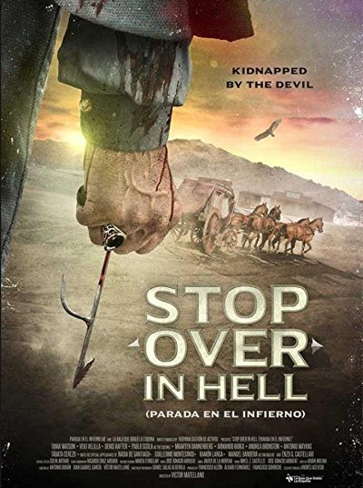 Stop Over in Hell 2016 1080p BluRay DTS x264-RUSTED