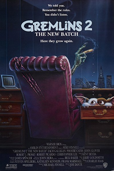 Gremlins 2 The New Batch 1990 1080p BluRay DTS x264-AMIABLE