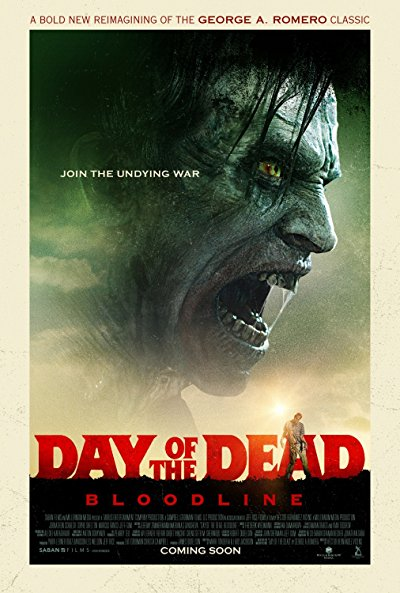 Day of the Dead Bloodline 2018 1080p BluRay DTS x264-GUACAMOLE