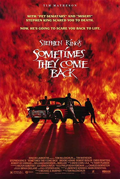 Sometimes They Come Back 1991 Open Matte BluRay REMUX 1080p AVC DTS-HD MA 5.1-SiCaRio