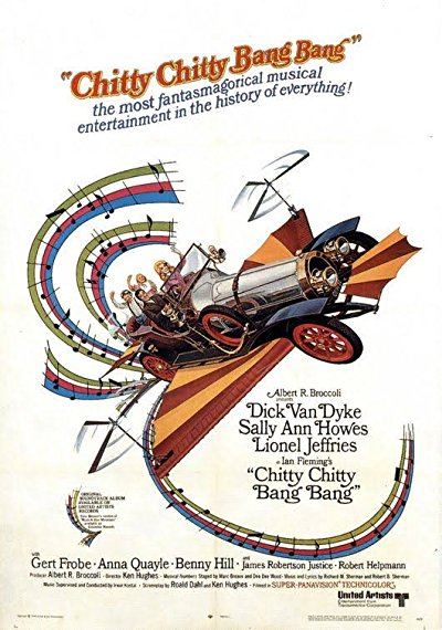 Chitty Chitty Bang Bang 1968 1080p BluRay DTS x264-AVCHD