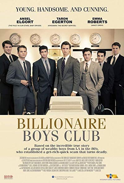 Billionaire Boys Club 2018 1080p WEB-DL DD5.1 H264-EVO