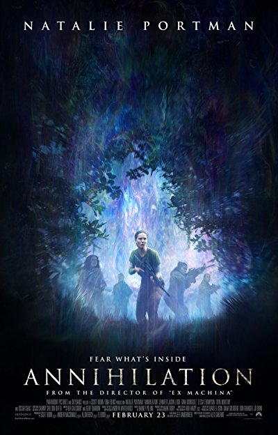 annihilation 2018 720p BluRay DD5.1 x264-drones