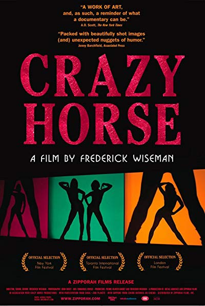 Crazy Horse 2011 BluRay REMUX 1080p AVC DTS-HD MA 5.1-PhSY