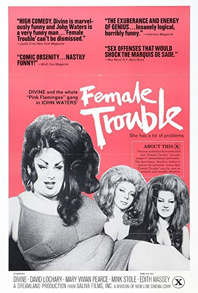 Female Trouble 1974 1080p BluRay FLAC x264-SiNNERS