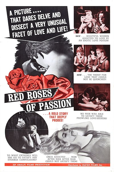 Red Roses of Passion 1966 BluRay REMUX 1080p AVC FLAC1.0-KRaLiMaRKo