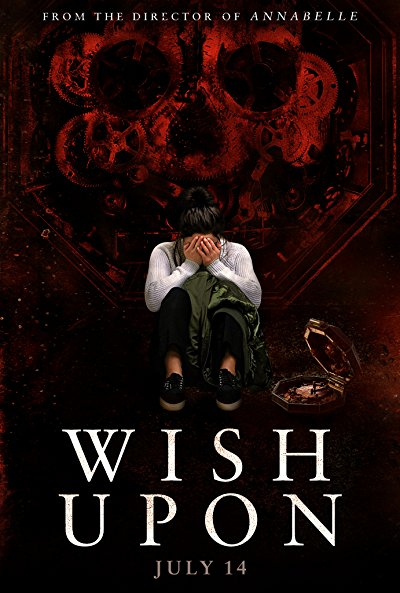 Wish Upon 2017 Unrated BluRay REMUX 1080p AVC DTS-HD MA 5.1-SiCaRio