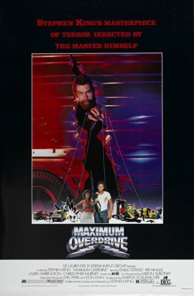 Maximum Overdrive 1986 AMZN 1080p WEB-DL DD5.1 H264-SiGMA