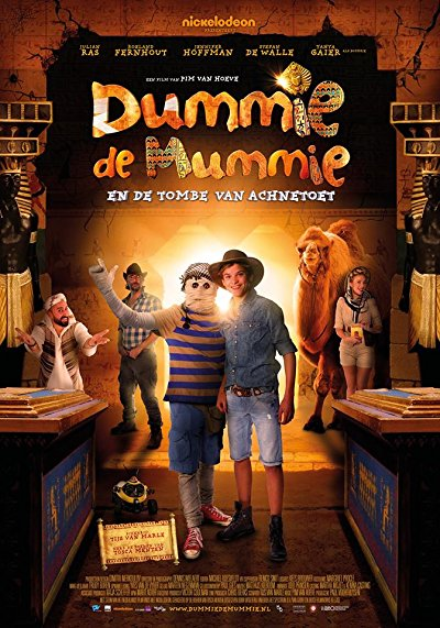 Dummie The Mummy And The Tomb Of Achnetut 2017 Dutch 720p BluRay DTS x264-BARGAiN
