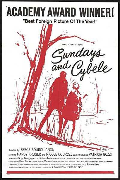 Sundays and Cybele 1962 BluRay REMUX 1080p AVC FLAC1.0-SiCaRio