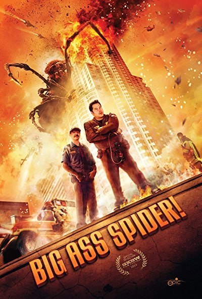 Big Ass Spider 2013 BluRay REMUX 1080p AVC DTS-HD MA 5.1-EPSiLON