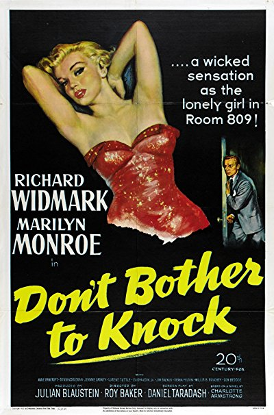 Don't Bother to Knock 1952 BluRay REMUX 1080p AVC DTS-HD MA 2.0 - nExus