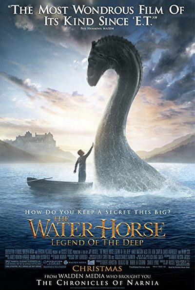The Water Horse Legend of the Deep 720p BluRay DD5.1 x264-REFiNED