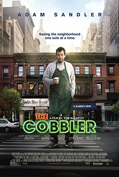 The Cobbler 2014 1080p BluRay DTS x264-GECKOS