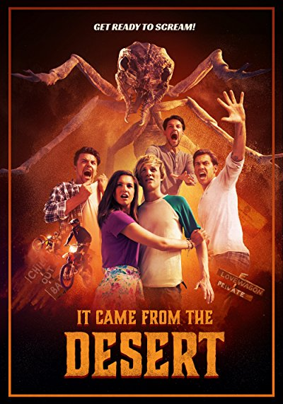 it came from the desert 2017 1080p BluRay DTS x264-latency