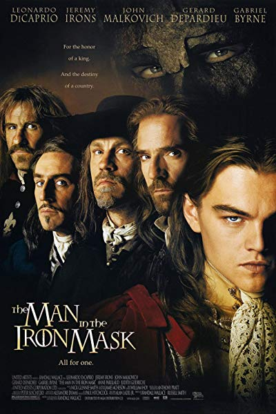 The Man in the Iron Mask 1998 720p BluRay DD5.1 x264-iFT