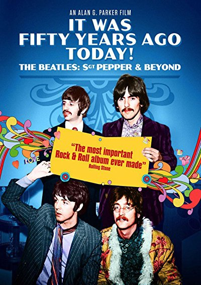 It Was Fifty Years Ago Today The Beatles Sgt Pepper and Beyond 2017 1080p NF WEB-DL DD5.1 H264-SiGMA