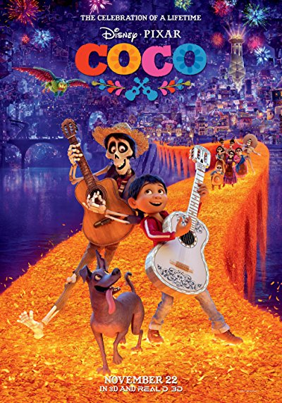 Coco 2017 1080p BluRay DTS x264-SPARKS