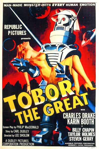 Tobor the Great 1954 1080p BluRay FLAC x264-SADPANDA