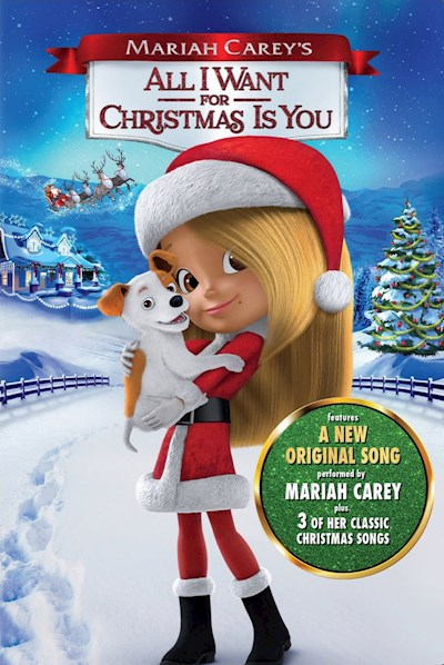 All I Want for Christmas Is You 2017 720p WEB-DL DD5.1 H264-EVO