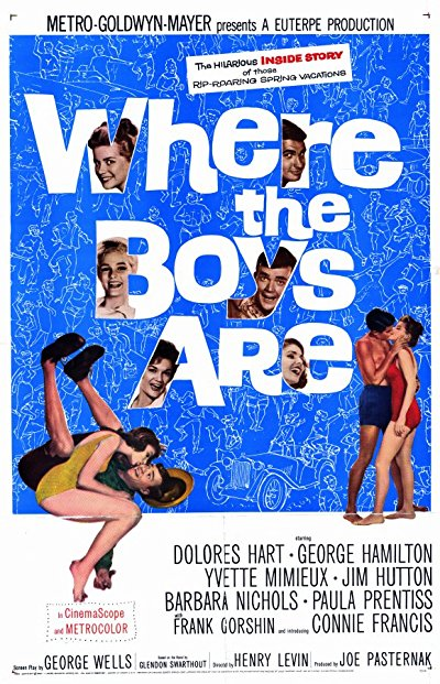 Where the Boys Are 1960 BluRay REMUX 1080p AVC DTS-HD MA 2.0 - KRaLiMaRKo