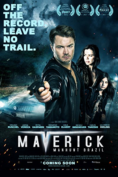Maverick Manhunt Brazil 2017 1080p WEB-DL DD2.0 H264-RK