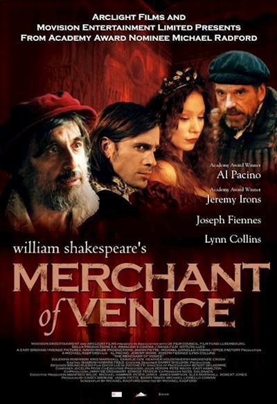 The Merchant of Venice 2004 1080p BluRay DTS x264-hV