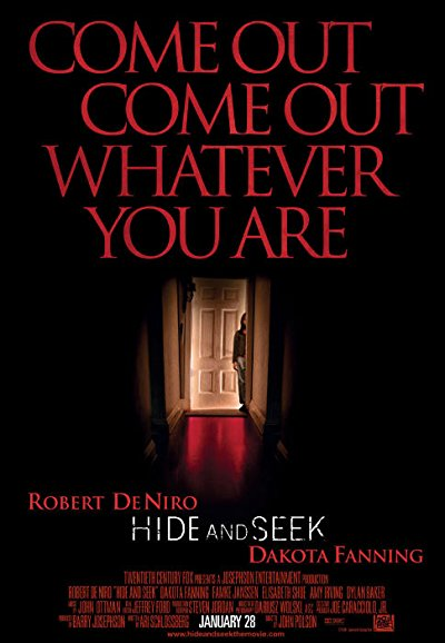 Hide and Seek 2004 BluRay REMUX 1080p AVC DTS-HD MA 5.1 - KRaLiMaRKo
