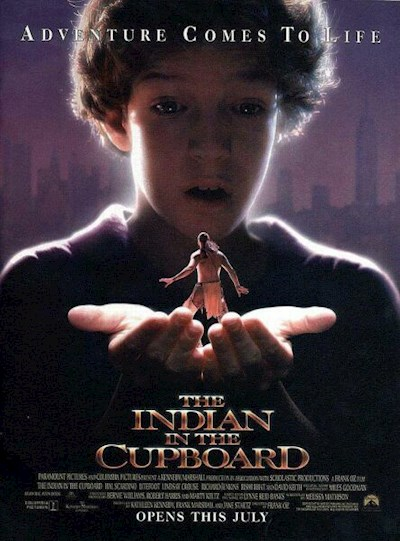 The Indian in The Cupboard 1995 1080p BluRay DTS x264-CiNEFiLE