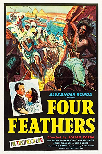 The Four Feathers 1939 BluRay REMUX 1080p AVC DTS-HD MA 1.0-EPSiLON