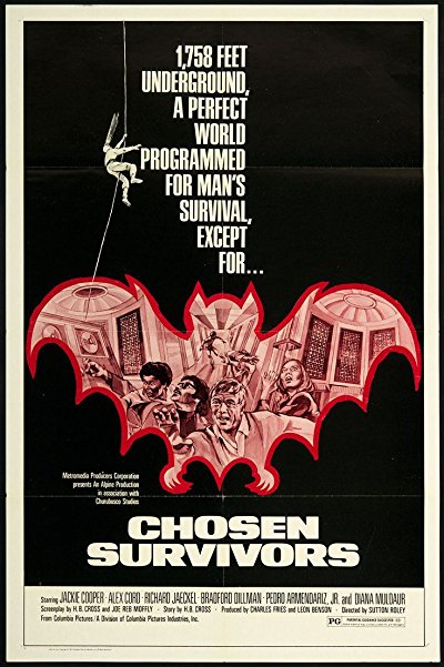 Chosen Survivors 1974 BluRay REMUX 1080p AVC DTS-HD MA 2.0 - KRaLiMaRKo