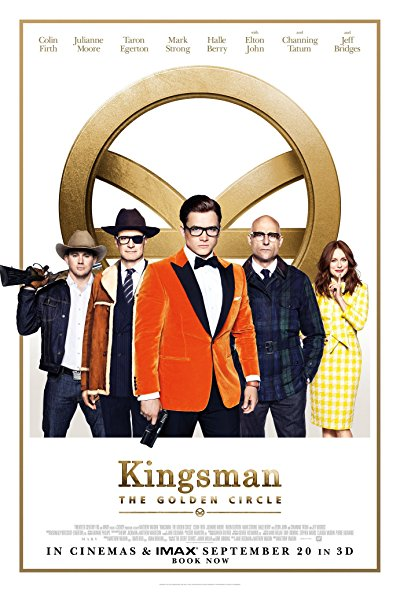 Kingsman The Golden Circle 2017 720p BluRay DTS x264-SPARKS