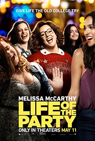 Life of the Party 2018 2160p HDR WEB-DL DTS-HD MA 5.1 x265-GASMASK