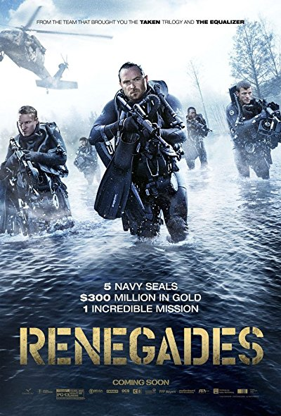 Renegades 2017 1080p BluRay DTS-HD MA 5.1 x264-HDChina