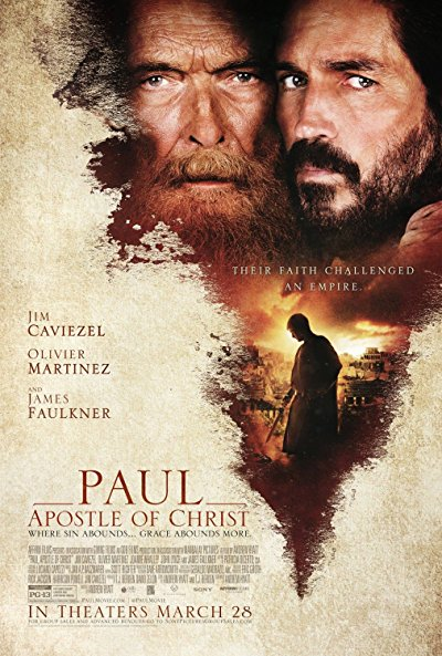 Paul Apostle of Christ 2018 720p BluRay DTS x264-DRONES