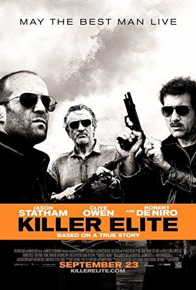 Killer Elite 2011 1080p BluRay DTS x264-Rx