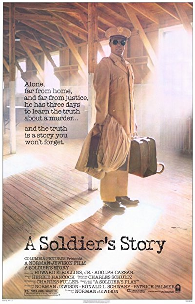 A Soldiers Story 1984 BluRay REMUX 1080p AVC DTS-HD MA 2.0-FraMeSToR