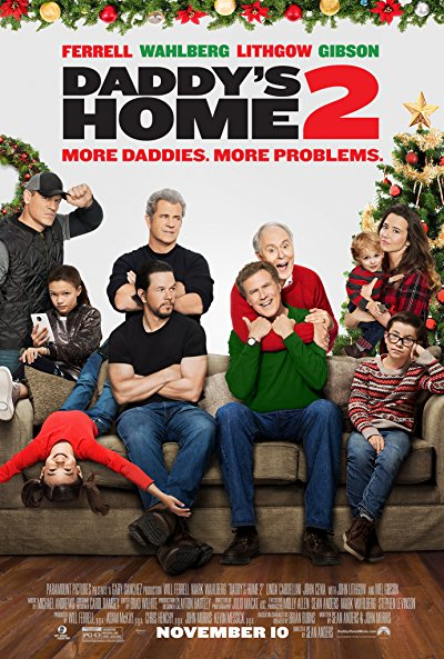 Daddy's Home 2 2017 720p BluRay DD5.1 x264-BLOW