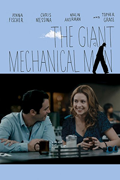 The Giant Mechanical Man 2012 BluRay REMUX 1080p AVC DTS-HD MA 5.1 - KRaLiMaRKo