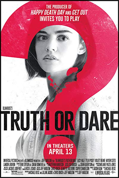 Truth or Dare 2018 Unrated BluRay REMUX 1080p AVC DTS-HD MA 5.1-SiCaRio