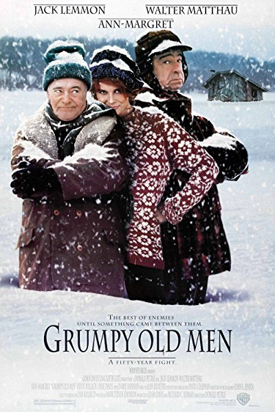 Grumpy Old Men 1993 BluRay REMUX 1080p VC-1 DTS-HD MA 2.0-SiCaRio