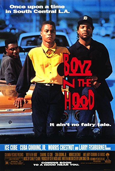 Boyz n the Hood 1991 2160p UHD BluRay REMUX HDR HEVC Atmos-EPSiLON