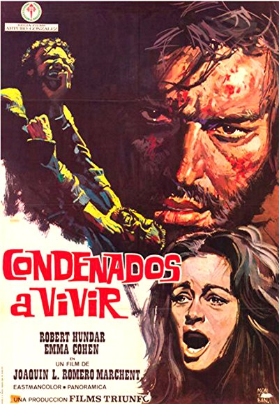 Condenados a vivir aka Cut-Throats Nine 1972 BluRay REMUX 1080p AVC DTS-HD MA 2.0-FraMeSToR