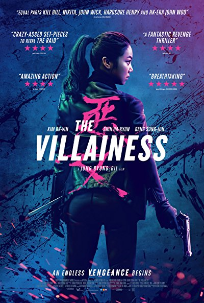 The Villainess 2017 1080p BluRay DD5.1 x264-VietHD