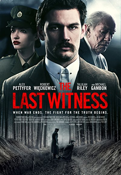 The Last Witness 2018 BluRay REMUX 1080p AVC DTS-HD MA 5.1 - KRaLiMaRKo