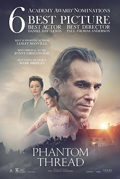Phantom Thread 2017 UHD BluRay REMUX 2160p DTS-X 7.1 HEVC-FraMeSToR