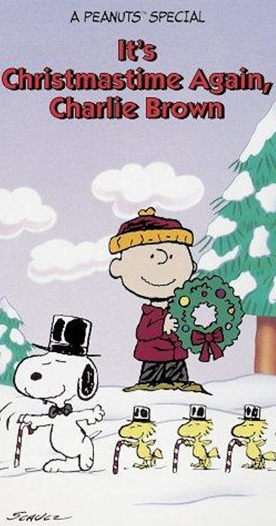 Its Christmastime Again Charlie Brown 1992 FS 2160p UHD BluRay DTS-HD MA 5.1 x265-WhiteRhino