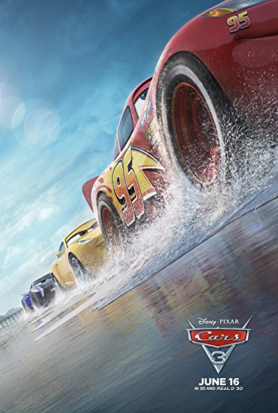 Cars 3 2017 BluRay REMUX 1080p AVC DTS-HD MA 7.1-SiCaRio