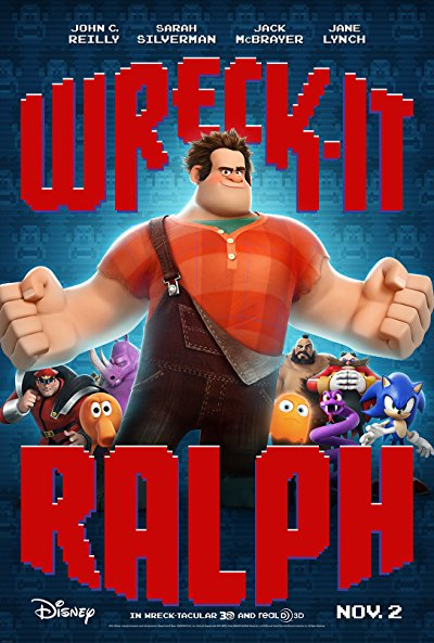 Wreck-It Ralph 2012 720p BluRay DD5.1 x264-HiDt